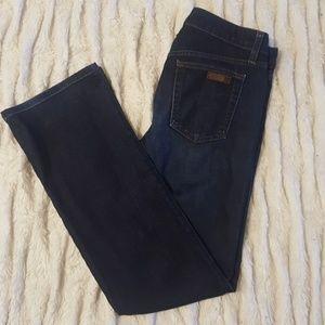 Joe's Jeans Straight Leg Booty fit Size 29